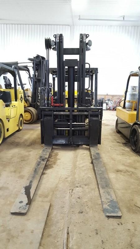 25,000lb-35,000lb Hoist Forklift For Sale 25/35 12.5/17.5 Ton