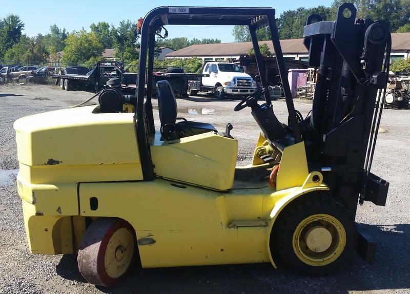 18,000lb Hoist T180 Forklift For Sale 9 Ton