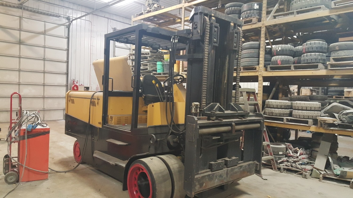 26,000lb Hoist Electric Forklift For Sale 13/15Ton