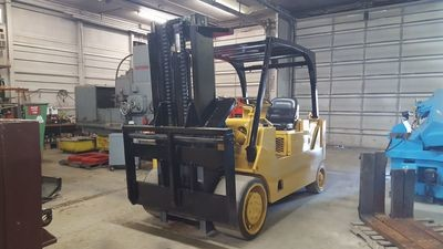 30,000lb CAT Caterpillar/Royal T-300 Forklift For Sale 15 Ton