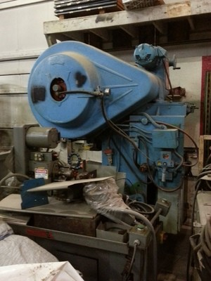 35 Ton V and O O.B.I. Press For Sale