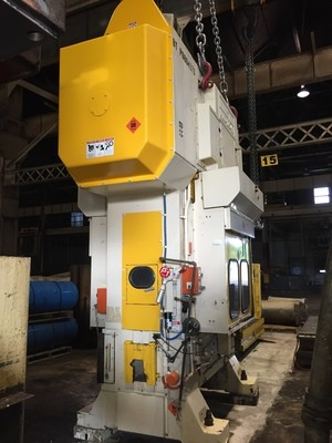 125 Ton Press For Sale Minster Piece-Maker Press