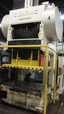 200 Ton Clearing Press For Sale