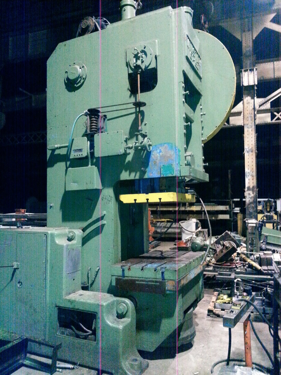 150 Ton Minster G1 Press For Sale