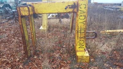 10 Ton Fixed Forks For Sale