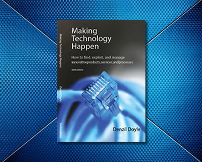 Making Technology Happen, Sixth Edition - Hard Copy Shipped
