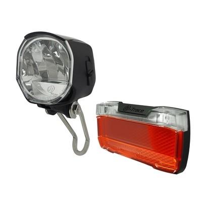 <Herrmans>Dynamo LED lights set