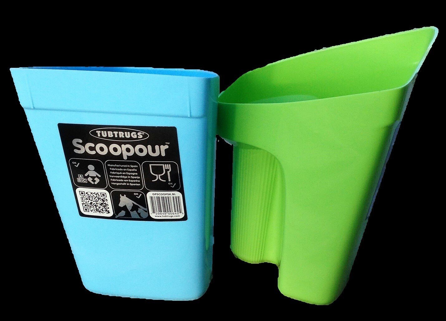 SPECIAL Tubtrugs - Scoopour Feed Scoop