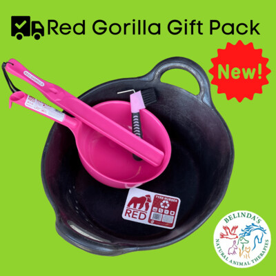 Red Gorilla Kit 3 & postage included