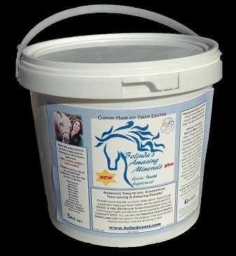 Belinda's Amazing Minerals PLUS - TAS 5kg bucket - TAS orders only