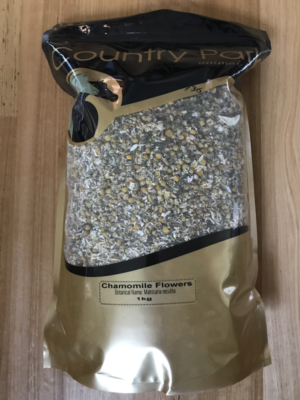 Chamomile Flowers 1kg