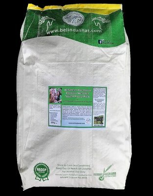 Belinda's Premium Custom Weather Shield Loose Lick Supplement - For VIC Equines, 20kg bulk bag