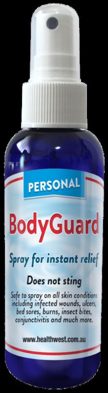 Body Guard Spray 125ml