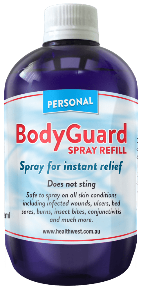 Body Guard Refill Bottle 500ml