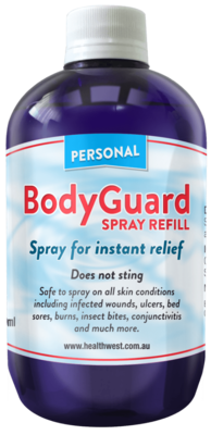 Body Guard Refill Bottle 500ml