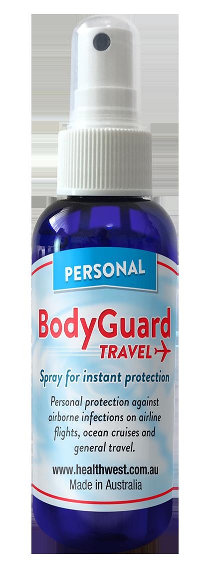 Body Guard Travel Spray 100ml