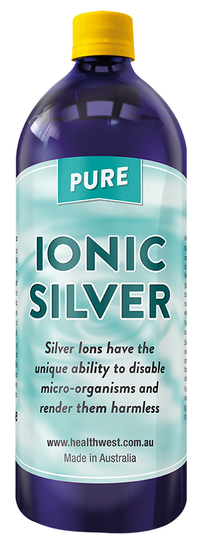 Ionic Silver 1ltr