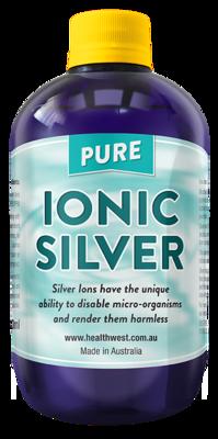Ionic Silver 500ml
