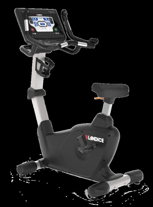 Landice U9 Upright Bike