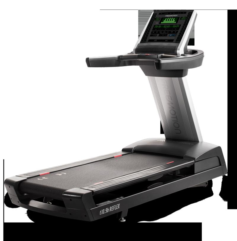 Freemotion t10.9 Interval REFLEX™ Treadmill