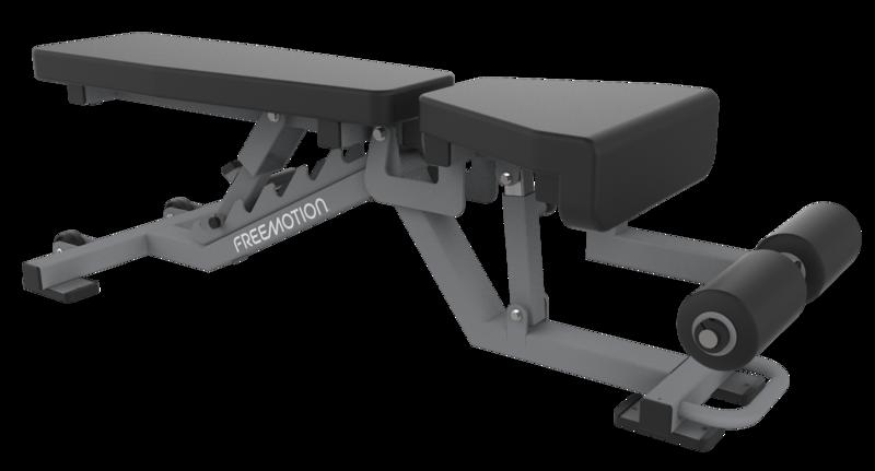 Freemotion EPIC Heavy Flat Incline Decline Bench