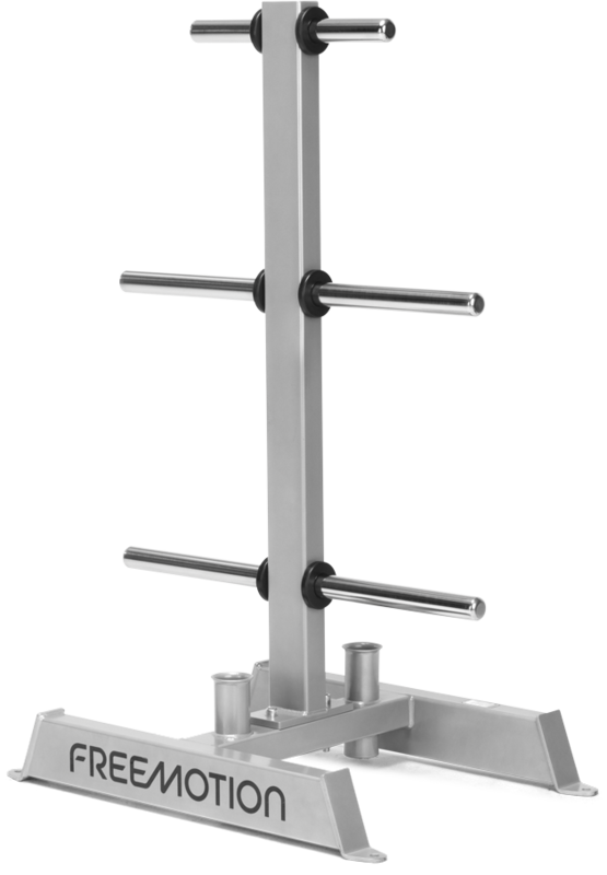 Freemotion EPIC Olympic Weight & Bar Rack