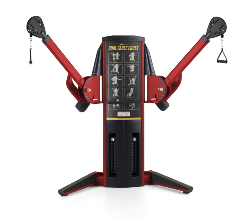 Freemotion GENESIS™ Dual Cable Cross