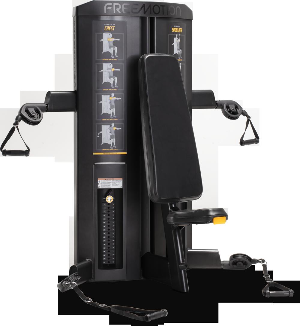 Freemotion GENESIS DS™ Chest/Shoulder