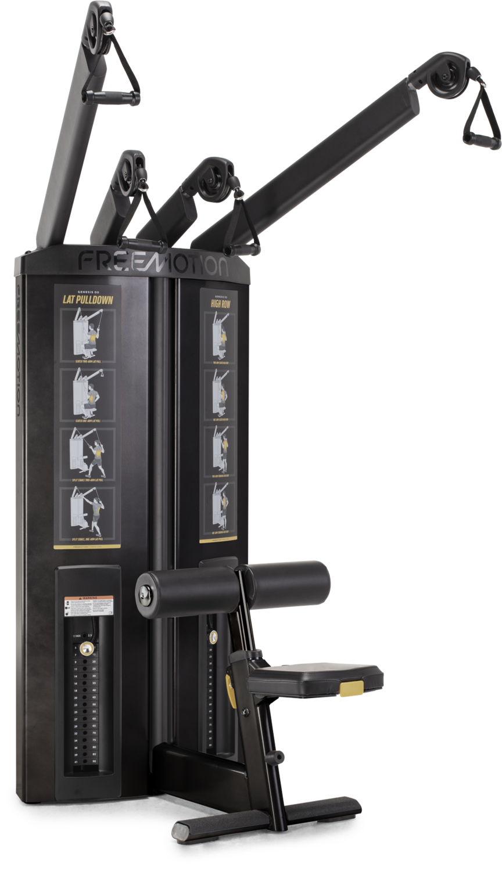 Freemotion GENESIS DS™ Lat Pulldown/High Row