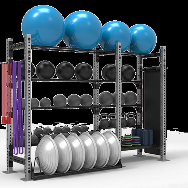 Freemotion Multi-Storage Unit (10')
