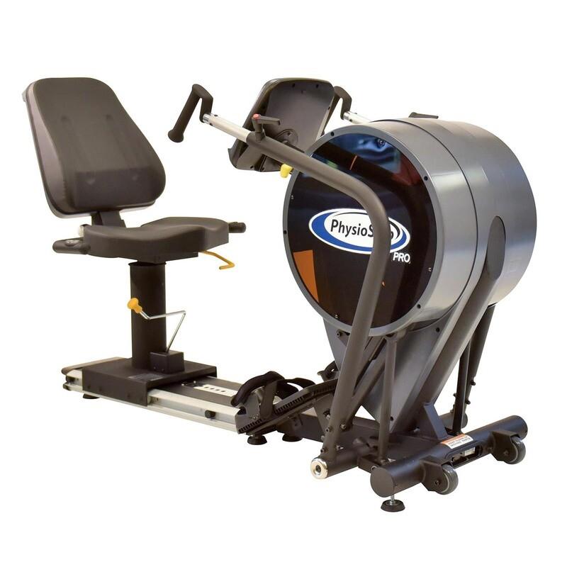 PhysioStep PRO Adaptive Recumbent Stepper Cross Trainer