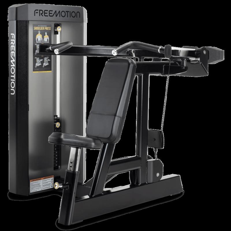 Freemotion EPIC Shoulder Press