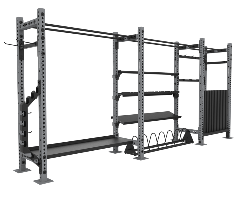 Freemotion Multi-Storage Unit (16')