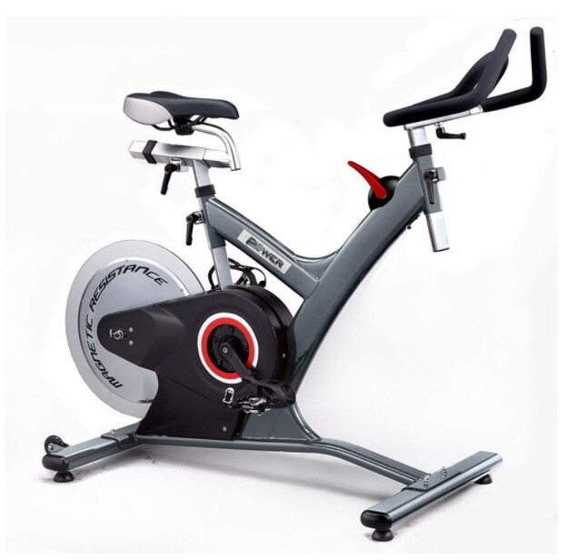 Power Body Magnetic Resistance Indoor Cycle w/ Display Console