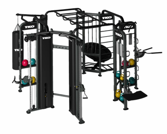 TKO Group Fitness Functional Training Multi-Station