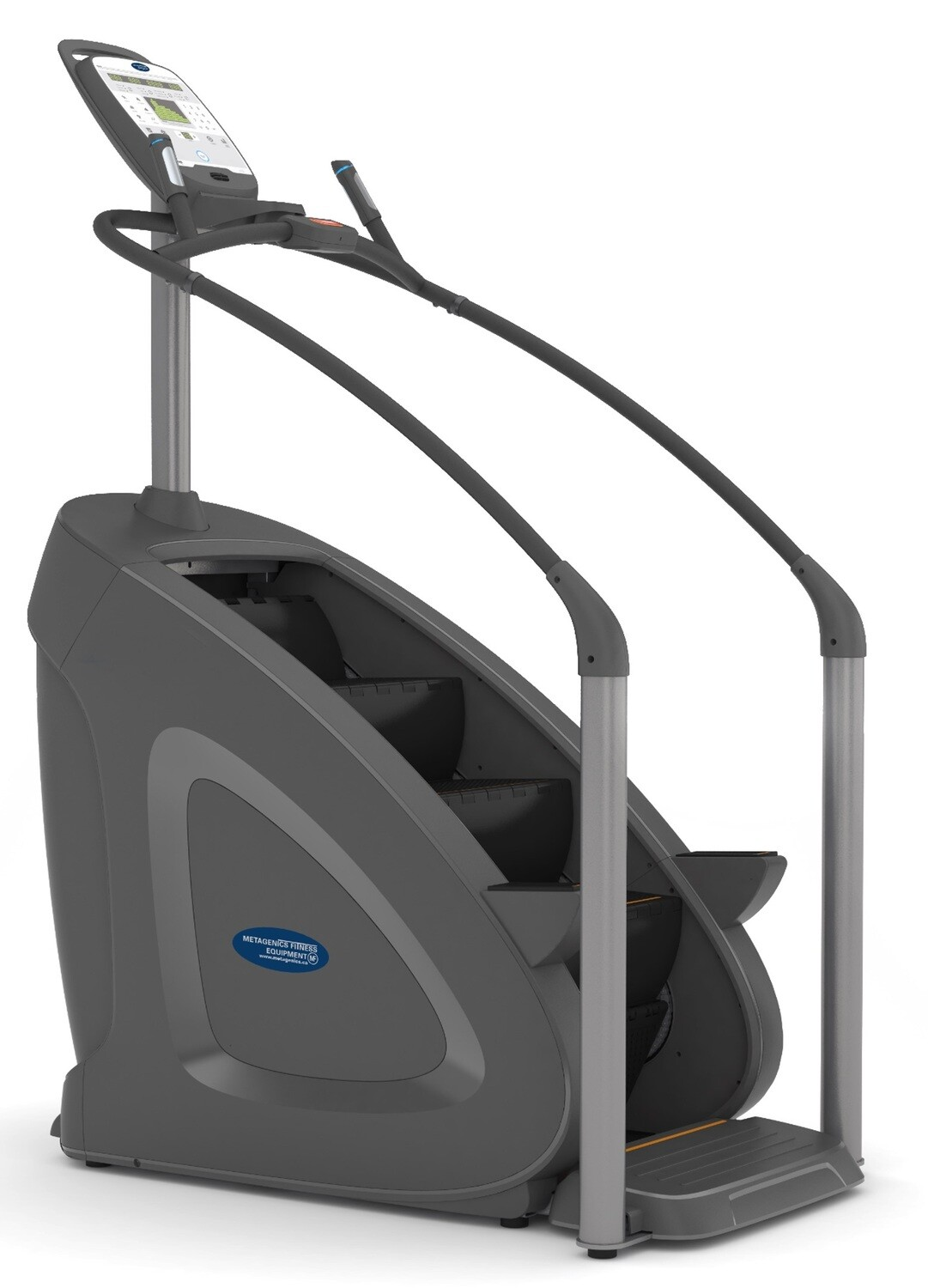 """Power Climb StairMill w/ 10"""" Interactive Touch Display"""