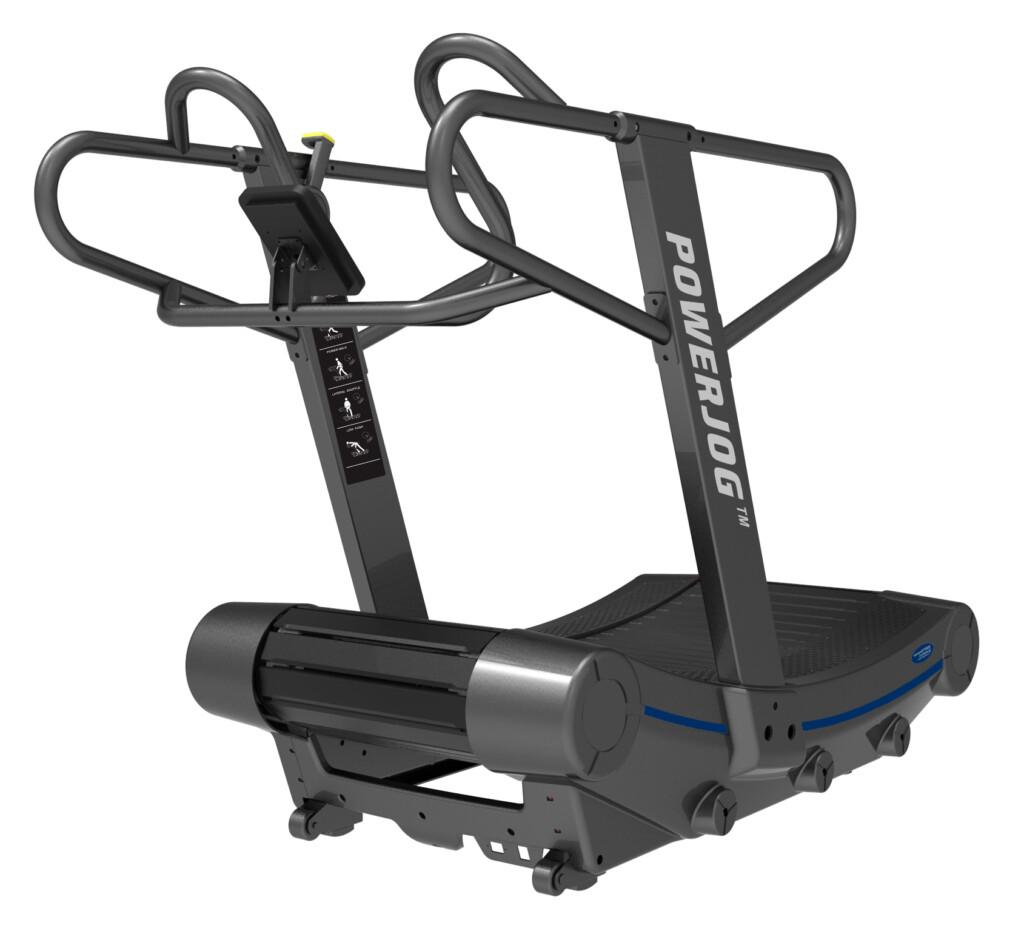 Power Jog Manual Treadmill