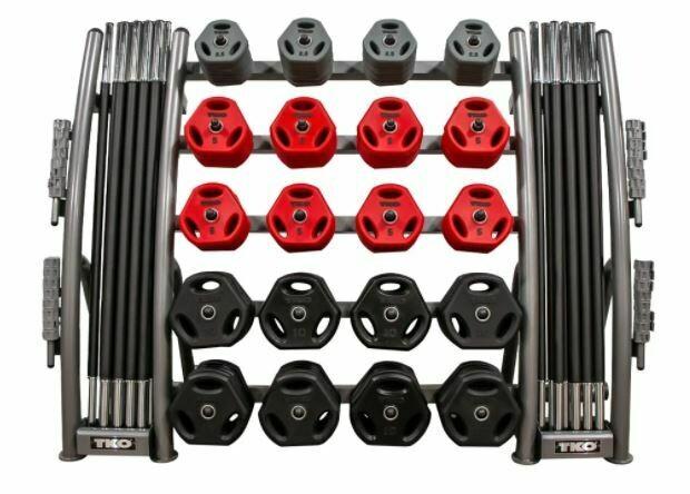 TKO Cardio Pump Group X Set, 20 Pack