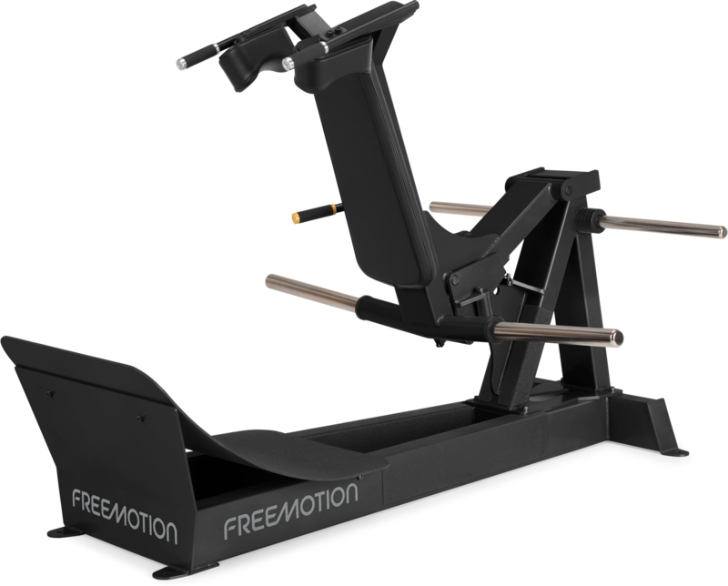 Freemotion EPIC Plate-Loaded Squat