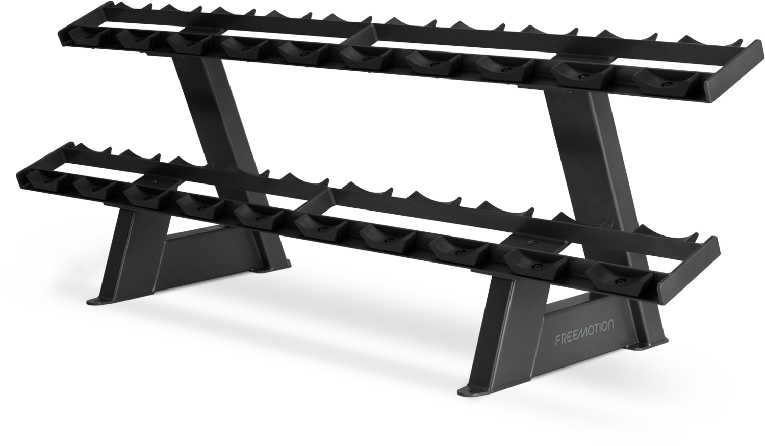 Freemotion EPIC Twin Tier Dumbbell Rack