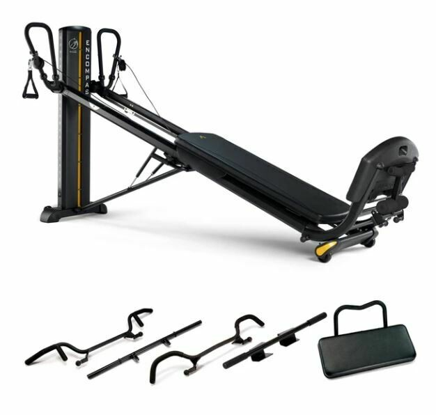 Total Gym ELEVATE Encompass Functional Training System w/ Pilates Accessory Package