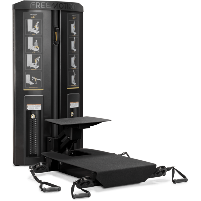 Freemotion GENESIS DS™ Lift/Step