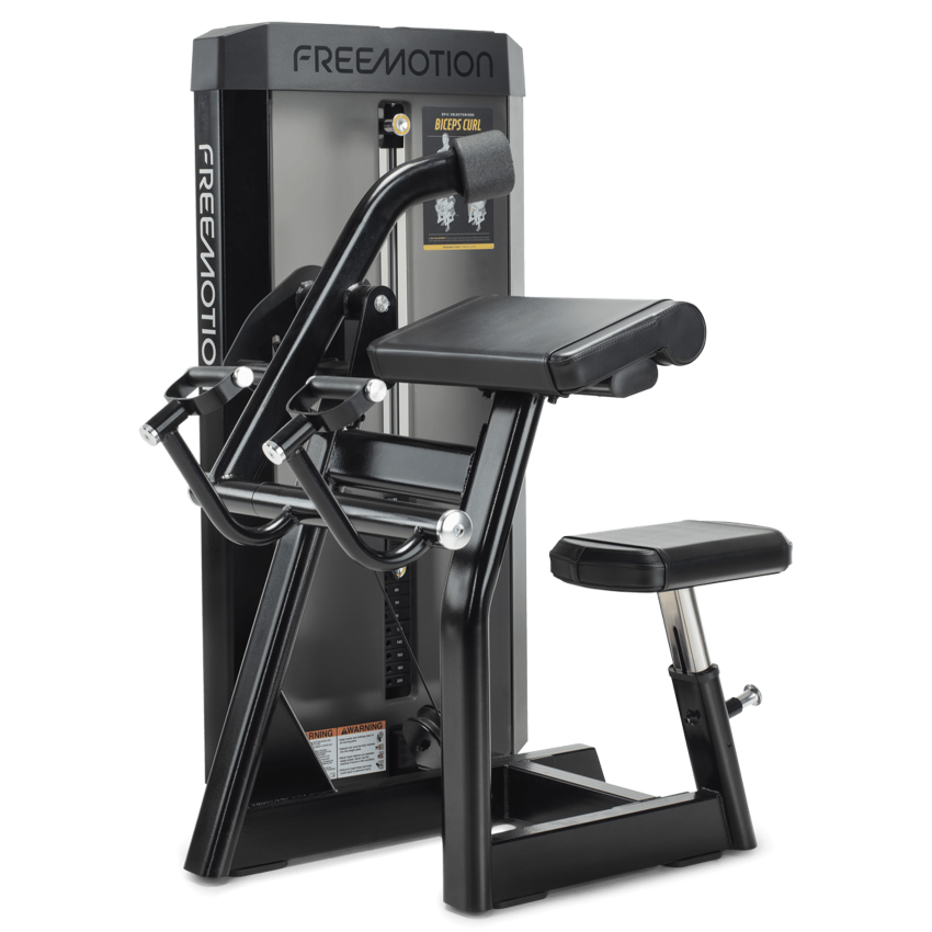 Freemotion EPIC Biceps Curl
