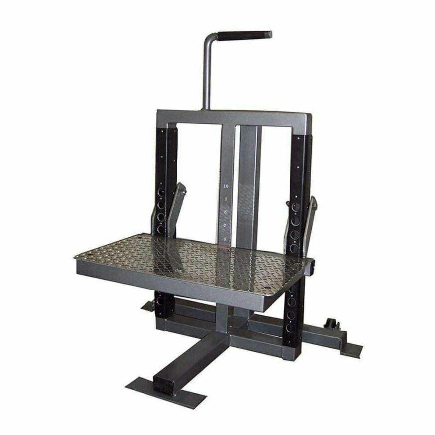 Power Body Adjustable Step Platform