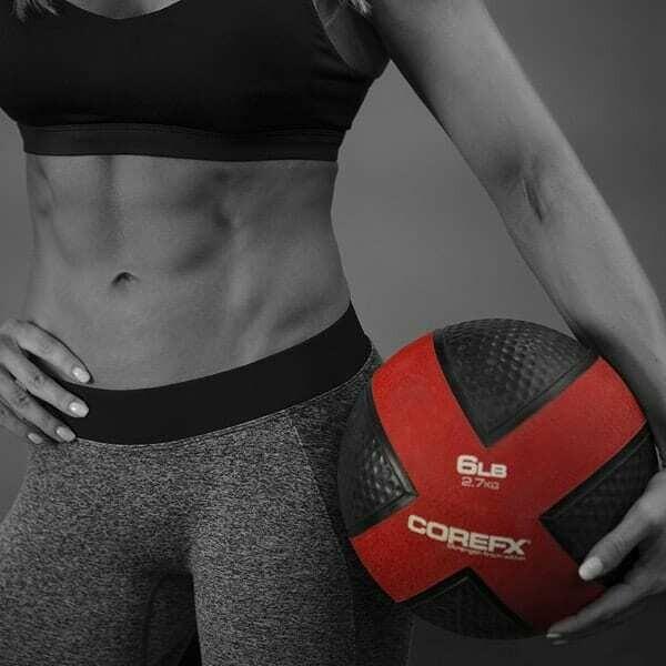 COREFX Medicine Ball Set, Full