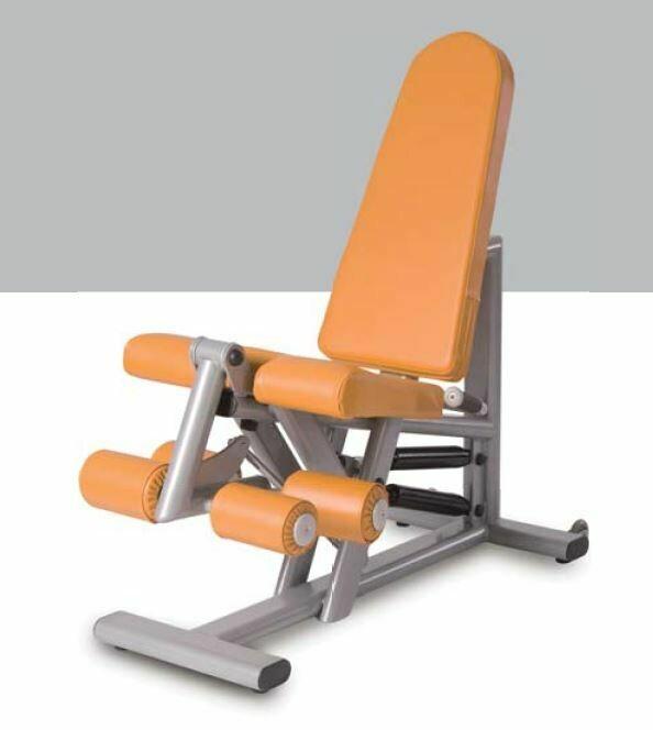 Impact Fitness Hydraulic Leg Extension/Leg Curl