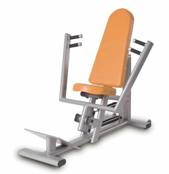 Impact Fitness Hydraulic Chest Press/Row