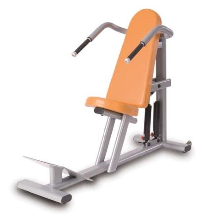 Impact Fitness Hydraulic Shoulder Press/Lat Pulldown