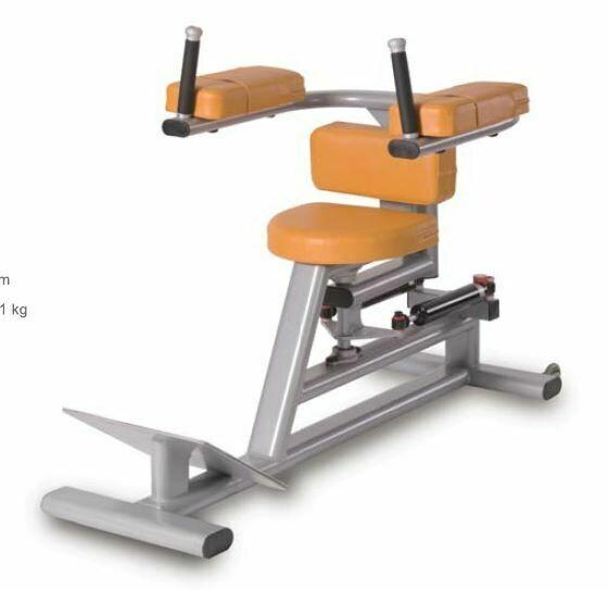 Impact Fitness Hydraulic Twist/ Torso Rotation