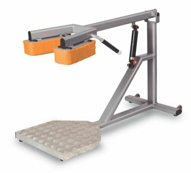 Impact Fitness Hydraulic Squat Press